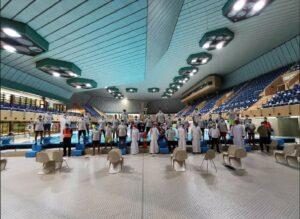 International Instructors course in Ryadh – Saudi Arabia