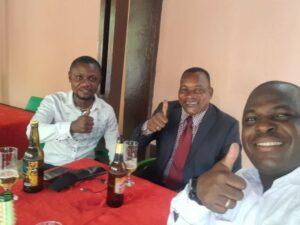 Visit to Congo – Kinshasa